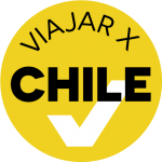 Viajar x Chile - Logotipo